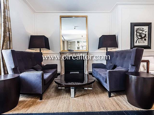 Exquisite flat for sale on Paseo de Gracia, Barcelona