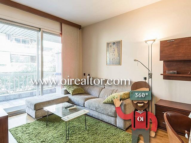 Appartement avec licence touristique en vente dans le centre de Barcelone