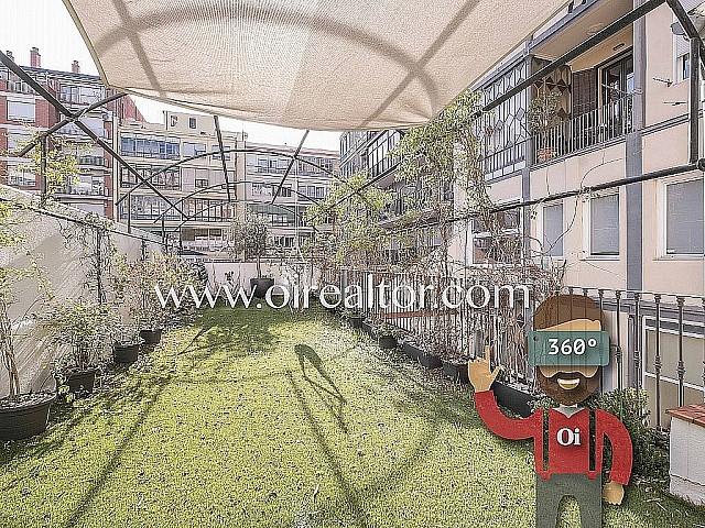 Piso en venta en el Eixample Derecho con una exquisita terraza de 90m2