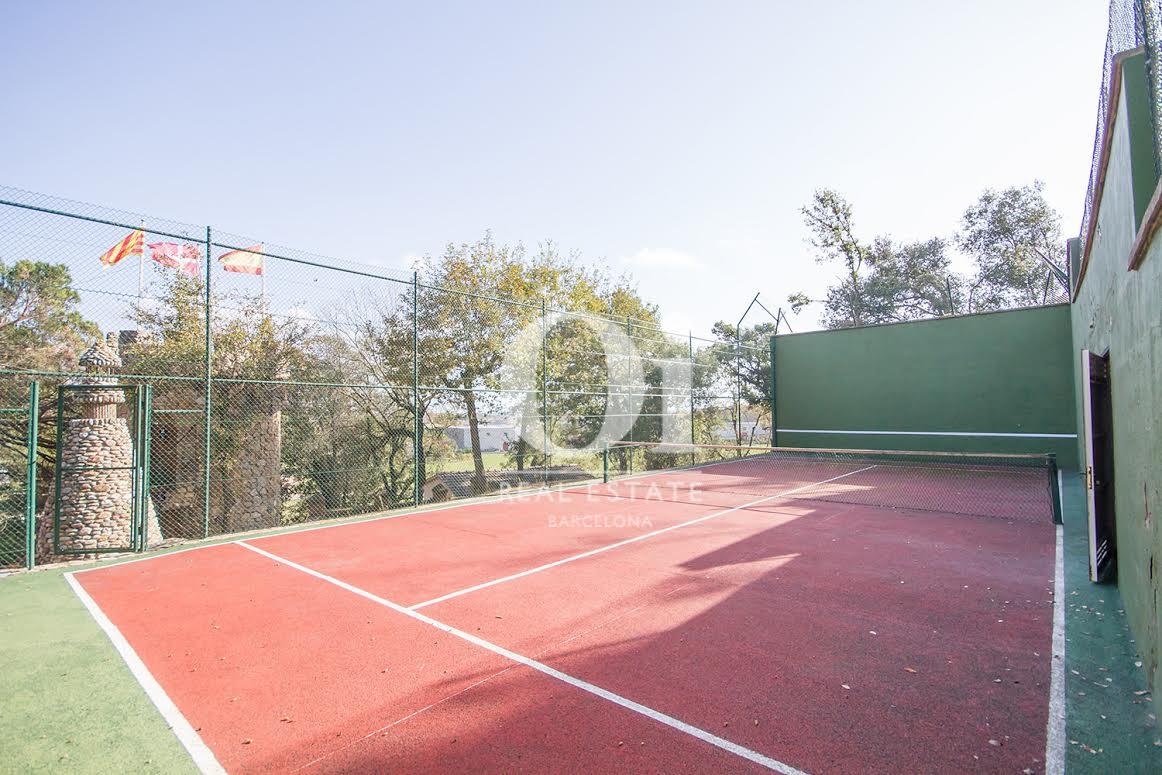 Cancha de frontón de casa en venta en Vilobí d'Onyar