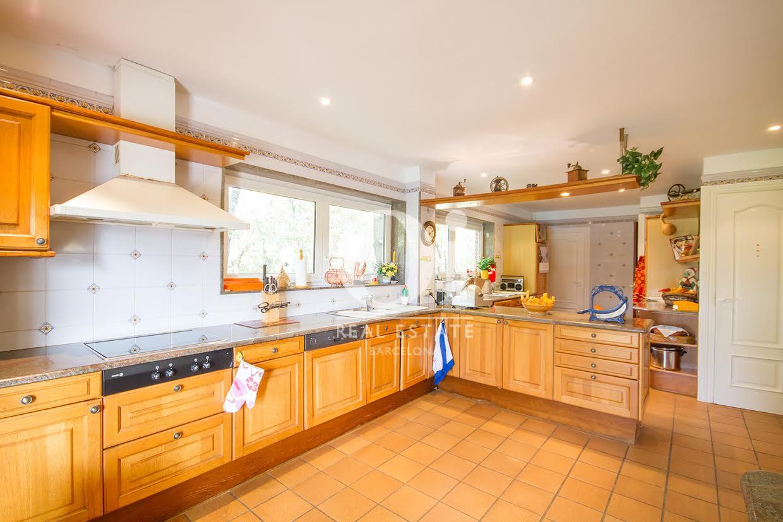 Cocina de casa en venta en Vilobí d' Onyar