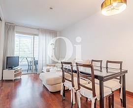 Apartamento en venta en complejo hotelero en Pedralbes