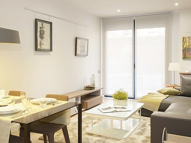 Appartement nouvelle construction à Eixample-Sagrada Familia