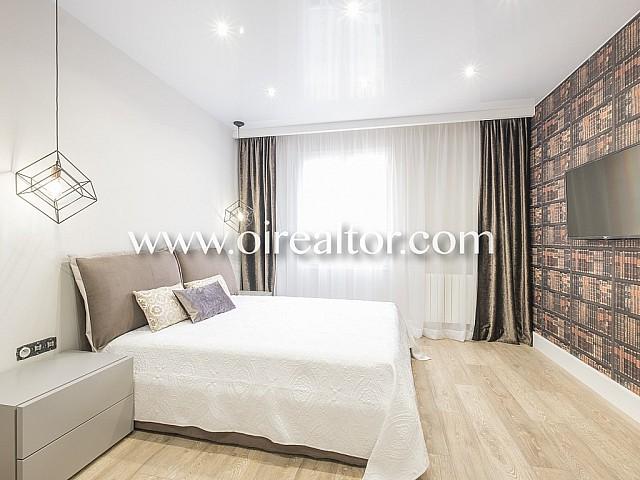 Продается эксклюзивная квартира 130 м2 в Барселоне