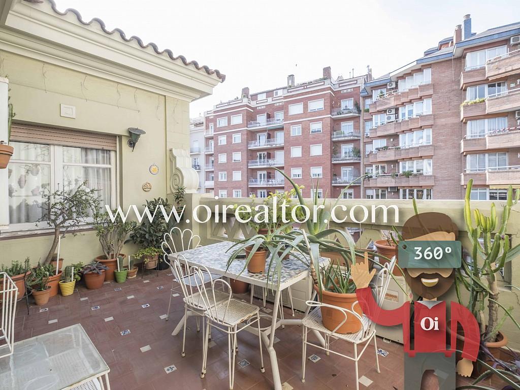 Tico con terraza en venta a reformar en el sant gervasi - Atico terraza barcelona ...
