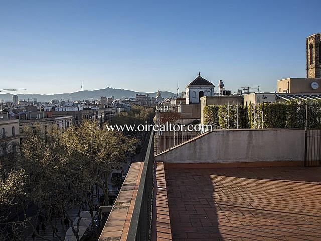 Herrliche Wohnung zum Verkauf bei Liceo in Las Ramblas, Barcelona