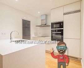 Appartement à vendre entièrement rénové dans l'Eixample Esquerra
