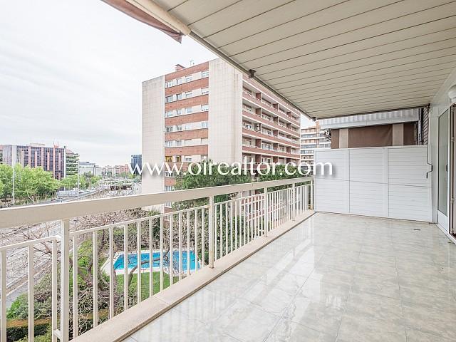 Alquiler de apartamento en Paseo Manuel Girona,Barcelona