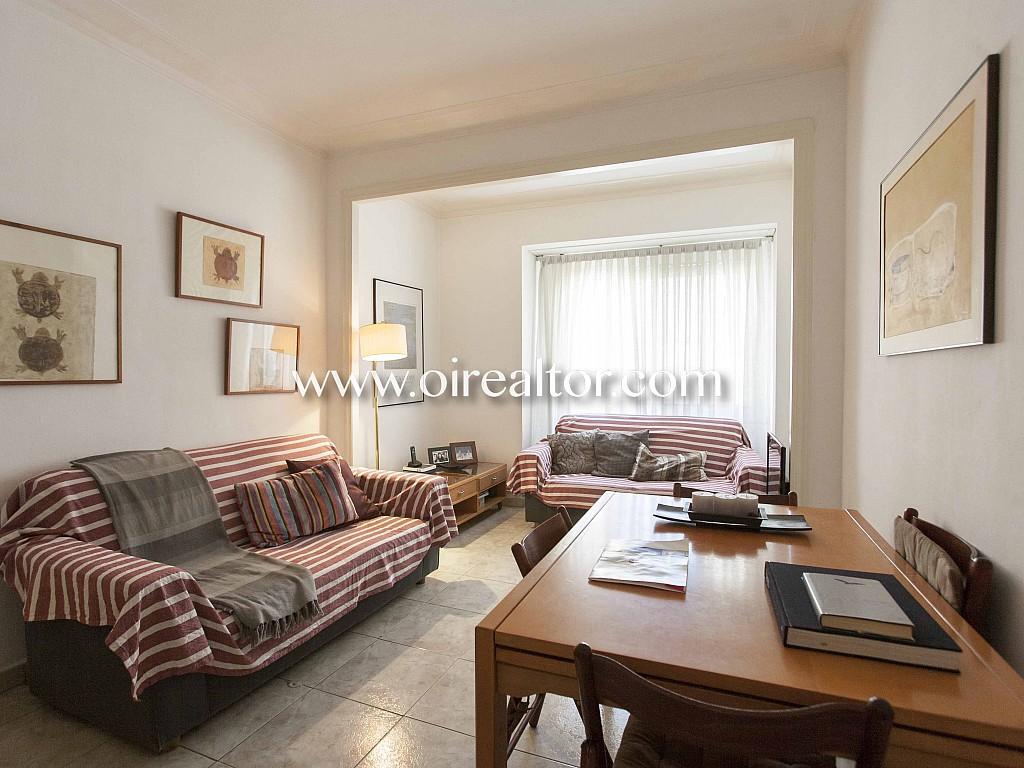 Bel appartement vendre dans immeuble classique gran de gracia barcelone - Appartement a vendre barcelone ...