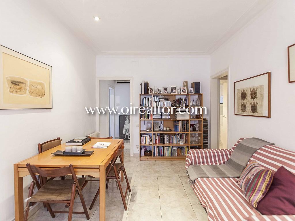 Bel appartement vendre dans immeuble classique gran de gracia barcelone - Appartements a vendre a barcelone ...