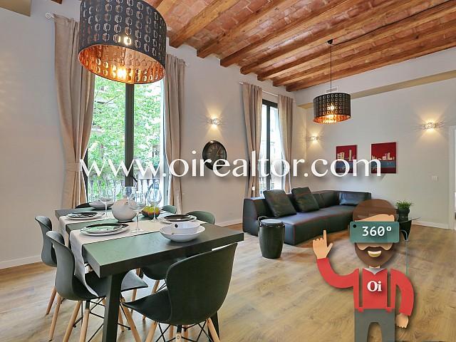 Espectacular piso en Poble Sec, Barcelona