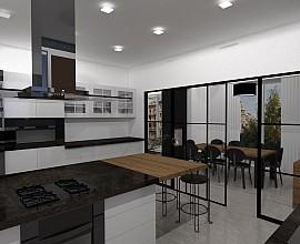 Geräumige Wohnung zum Verkauf zu drei Winden in Bonanova, Barcelona