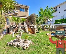 Hermosa casa adosada en Vallpineda, Sitges