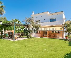 Increíble casa independiente en Vallpineda, Sitges