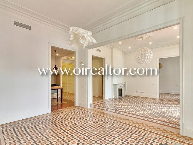 Продается элитная квартира в Эшампле Дрета