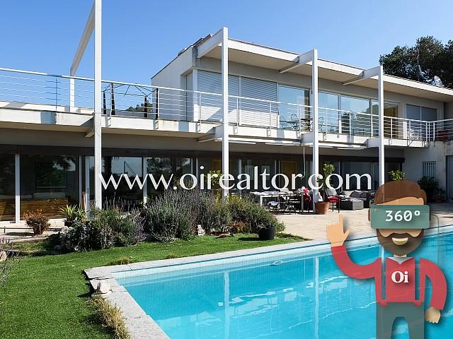 Espectacular casa en Quint Mar, Sitges