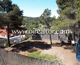 Solar de 500 m2 listo para construir en Mas Alba, Sant Pere de Ribes