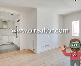 Acogedor piso recién reformado en Eixample Esquerra, Barcelona