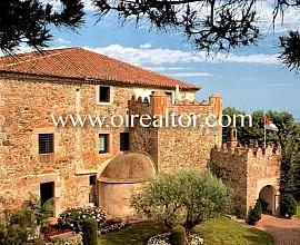 Hotel Castillo en venta en Sant Vicenç de Montalt, Maresme