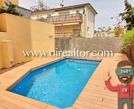 Precioso piso con piscina en Vallpineda, Sitges.