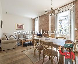 Atractivo apartamento con licencia turística en el Eixample Dreta, Barcelona