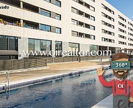 Excepcional piso al lado de la playa en Diagonal Mar, Barcelona
