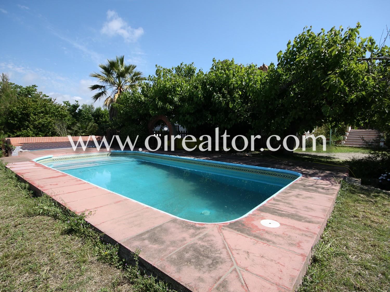 Продается дом с участок 2 ГА в Виланова и ла Желтру