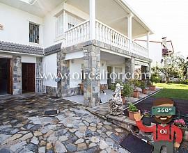 Preciosa casa de dos plantas en Cubelles
