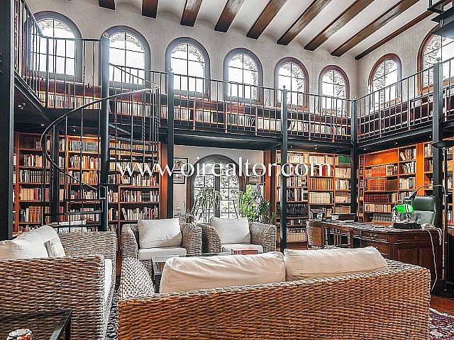 Fabelhaftes Haus zum Verkauf in Valldoreix, Sant Cugat