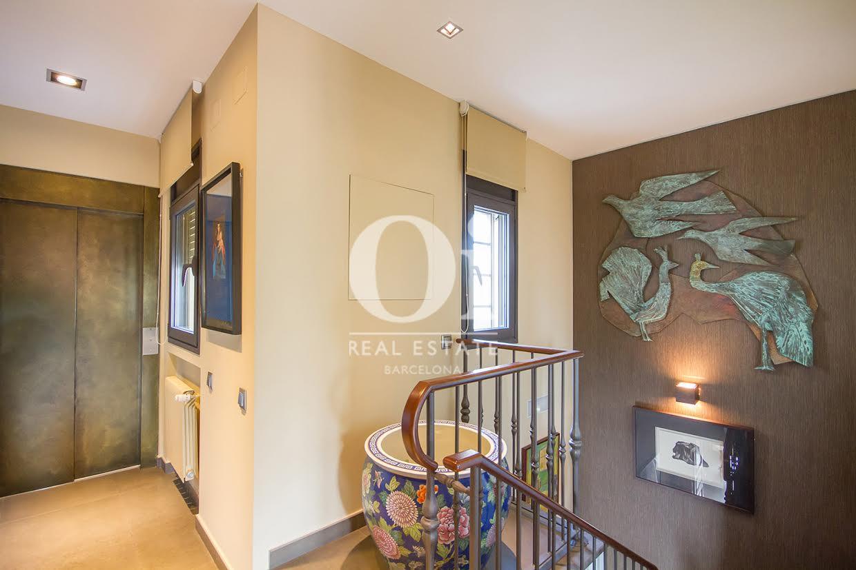 Interior de casa en venta en Sant Just Desvern