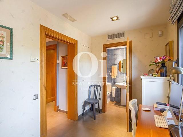Zona office de casa en venta en Sant Just Desvern
