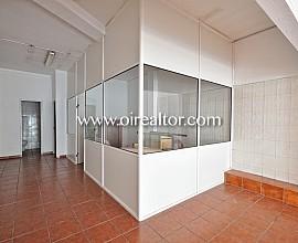 Local  de 72 m2 utiles en zona Plaça d'En Coll
