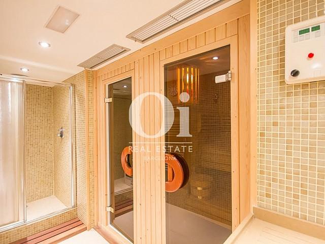 Vistas interiores de casa en venta en Sant Just Desvern