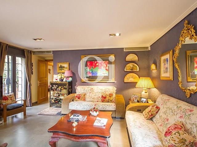 Salón de casa en venta en Sant Just Desvern