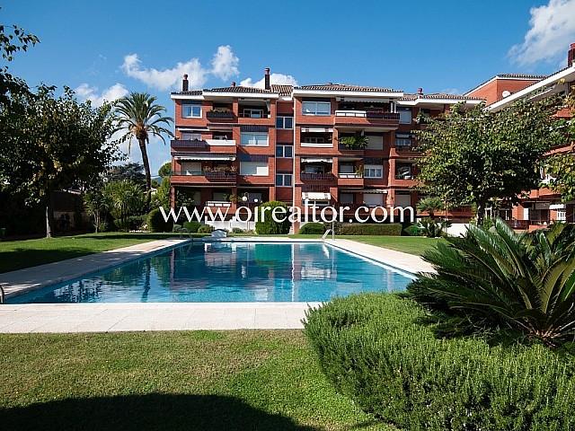 Schöne Wohnung zu vermieten am Meer in Cabrera de Mar