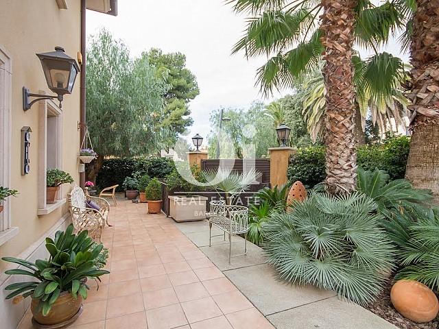 Jardín de casa en venta en Sant Just Desvern