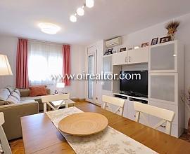Bonito piso amueblado de 4hab ubicado en Torreblanca-Sant Cugat del Vallés