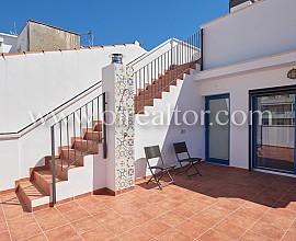 Precioso edificio con licencia turística en el centro de Sitges