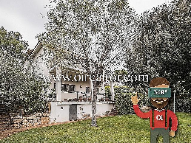 Продается элегантный дом в Вальдорейш, Сант Кугат