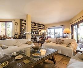 Espectacular casa de estilo mediterráneo en Sant Pol de Mar