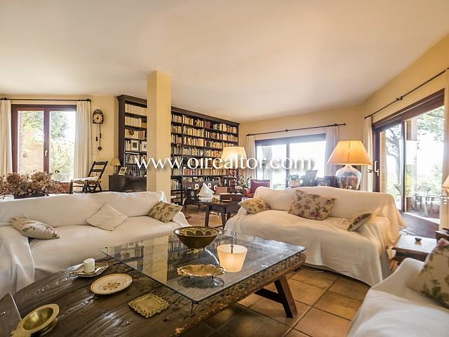 Espectacular casa d'estilo mediterrani a Sant Pol de Mar