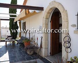 Encantadora casa independiente en Quintmar, Sitges