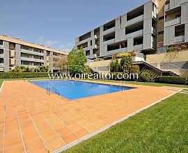 Unique ground floor apartment with 4 bedrooms in Can Matas-Sant Cugat del Vallès