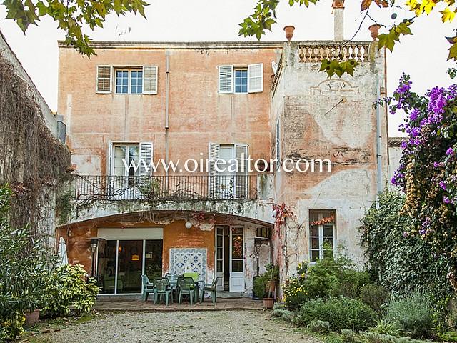 Casa rústica en el centro de Argentona