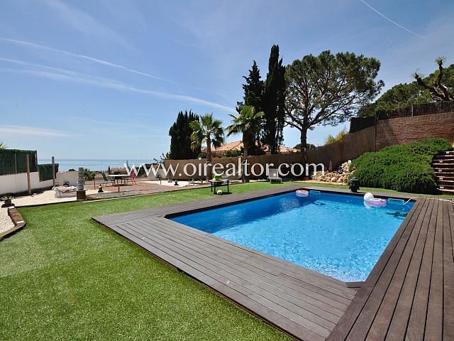 Spectacular house with sea views in Premià de Dalt