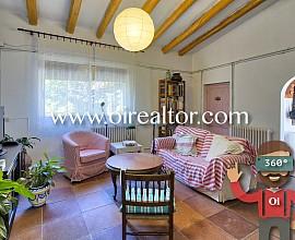 Acogedora casa de estilo rústico catalán en Sant Boi de Llobregat