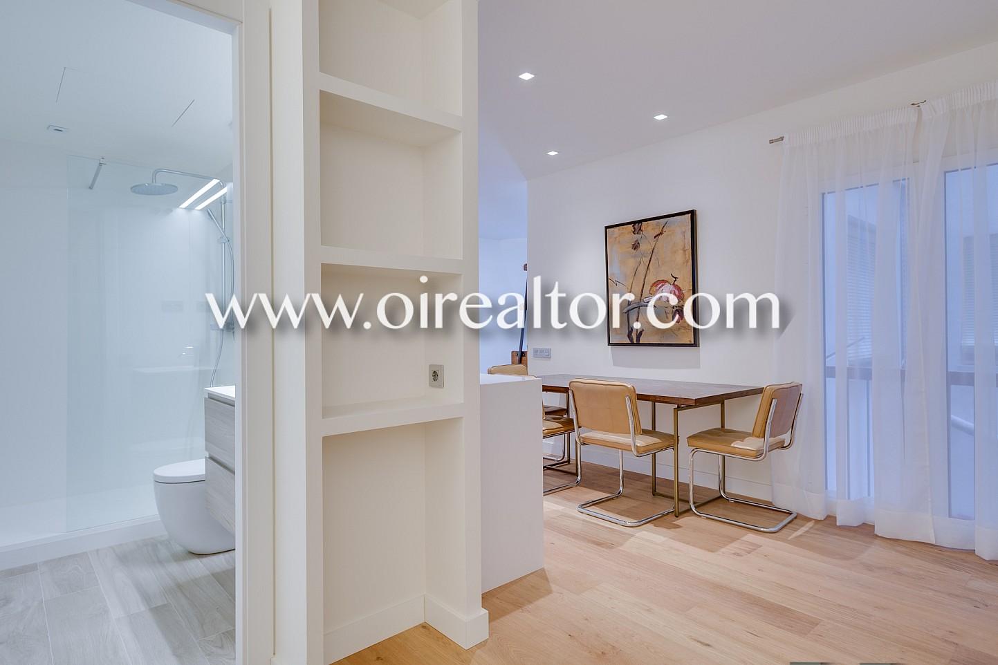 Piso en venta con reforma total de calidad en eixample for Reforma total de un piso