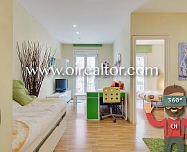 Acogedor apartamento en Les Corts, Barcelona