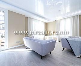 Lujoso apartamento de diseño en Sant Gervasi, Barcelona