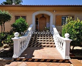 Encantadora casa a cuatro vientos en Argentona